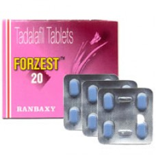 Forzest 20mg Tablet